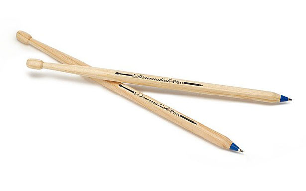 Drumstick Pens Relieve Stress and Help to Relax