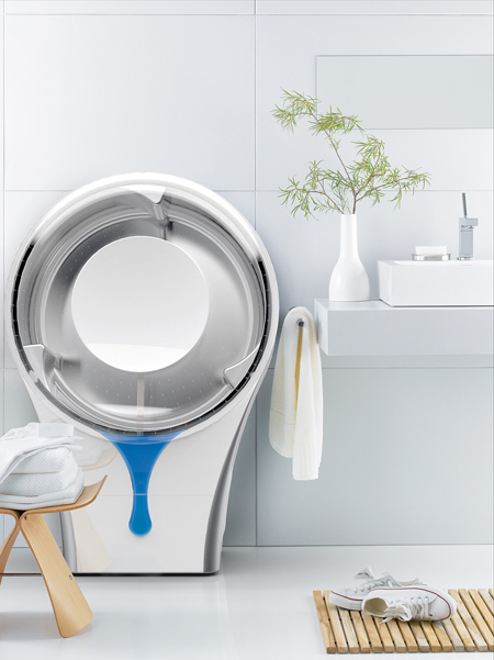 DryMate - an energy efficient tumble dryer with vacuum technolog