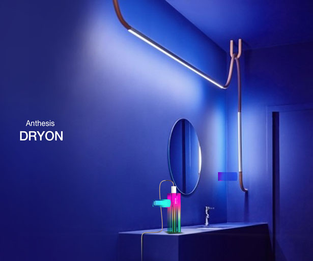 Dryon A Hair Dryer And A Curling Iron In One Tuvie