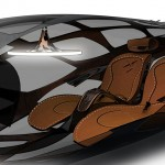 DS Luxe Autre Concept Car by Sean Bull
