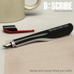 D:Scribe Digital Pen Helps You Send Emails and SMS by Writing It Down on Paper