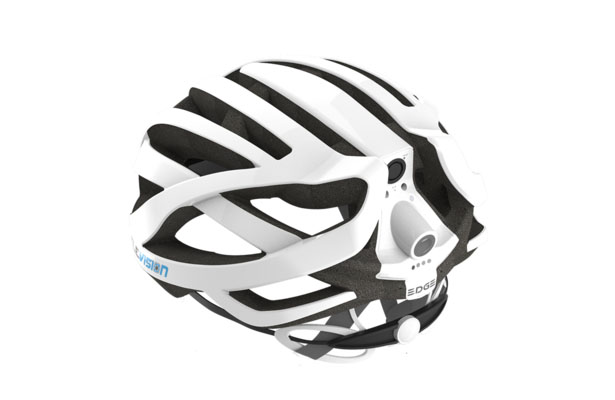 EDGE Dual Camera Helmet by Cyclevision