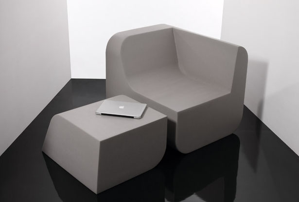 Dual Cut Furniture by Kitmen Keung