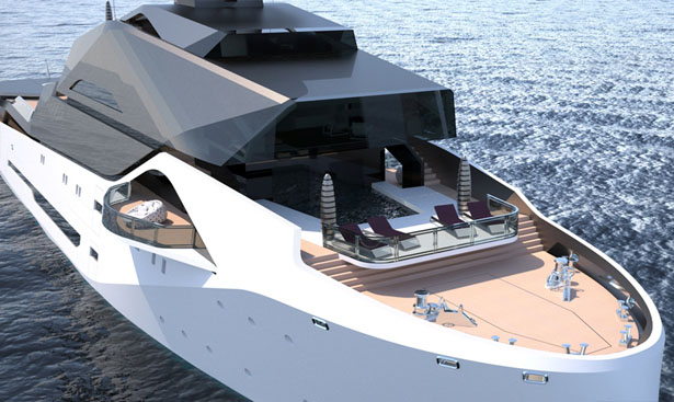 Dune 90 Explorer Superyacht