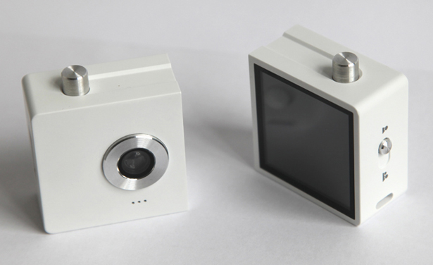 Duo Camera Offers New Self-Portrait Experience