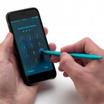 DUO : Everyday Ballpoint Pen and Stylus in One