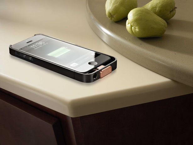 DuPont Corian Solid Surfaces Will Offer Wireless Charging Solutions for Smartphones and Tablets