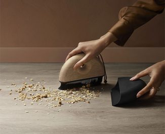 Modern Eva Solo Dustpan and Brush Set Contributes to The Aesthetic of Your Kitchen