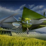 Dynamic Seismic Concept Hotel by Margot Krasojevic