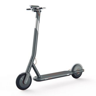 Dyson Inspired Moovo Electric Scooter for Short-Distance City Travels