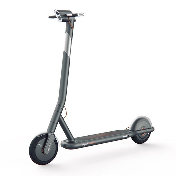 Dyson Moovo Electric Scooter by Iago Valino