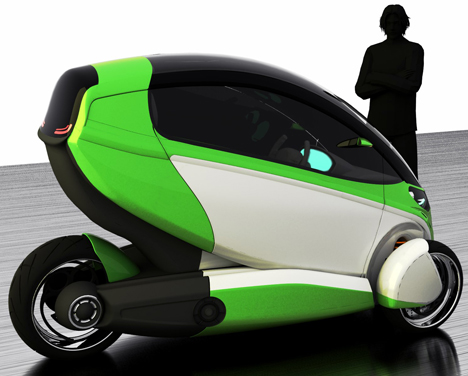 E-True 3W Vehicle