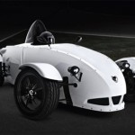 E-Wolf E1 Electric Concept Car with Formula 1 Look and Lightweight Materials