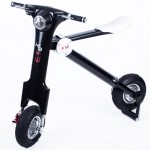 E.T Scooter: Foldable Electric Scooter with Full aluminium Alloy Body
