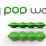 """Easy Pod Washer"" Replaces Chemical Washing Powder With Chinese Traditional Honey Locust"