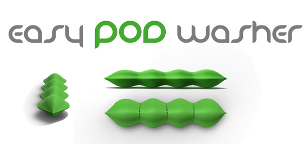 Easy Pod Washer by Yingying Zhou, Shijiao Li, and Sicheng Wang