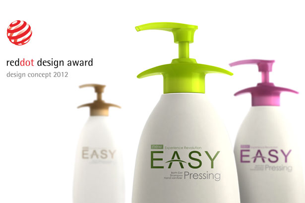 Easy Pressing Bottle