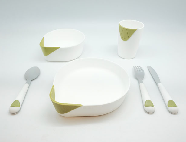 EATSY - Adaptive Tableware for the Visually Impaired by Jexter Lim