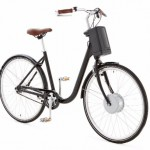 eB1 Bike by Emo Design for Askoll