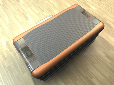 eBoard : Gestural Balance Board for Fitness