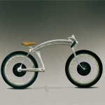 E-Board Tracker Bike : A Small, Funny, and Eco Friendly Motorbike