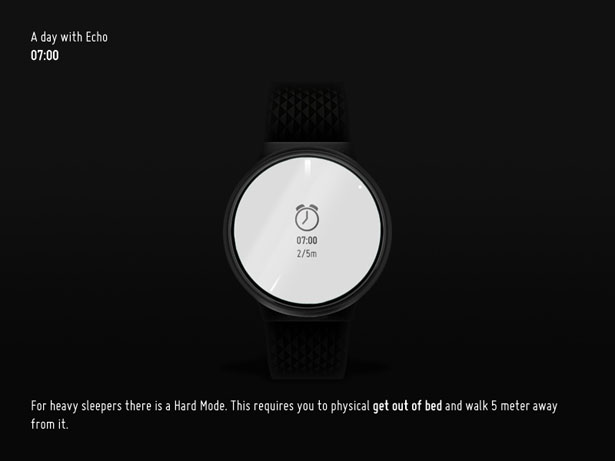 Echo Smart Watch by Brian Khouw