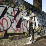 Ecko Prosthetic Leg Project : Modern and Stylish Artistic Prosthetic Leg for Graffiti Artists