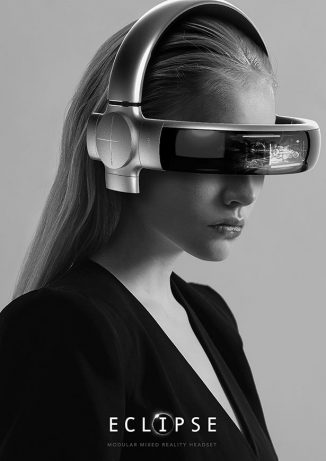 ECLIPSE Wearable Modular Platform That Combines MR Glasses and Headset