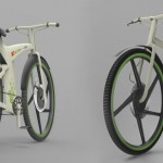 Eco-B Concept Bike by Dhaneesh Neelakandan