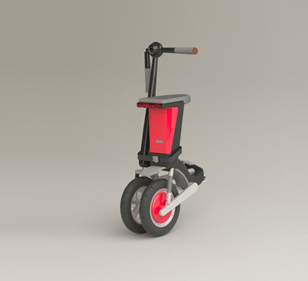eco friendly and foldable scooter city cruiser