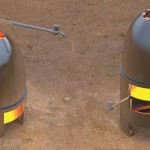 Eco Heater : Efficient Water Heating Device Concept for Rural Part of India