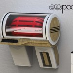 EcoPod Steam Washer and Dryer For Small Living Space
