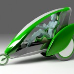 Nature Inspired Tricycle Will Act As The Bicycle's Big Brother In The Future