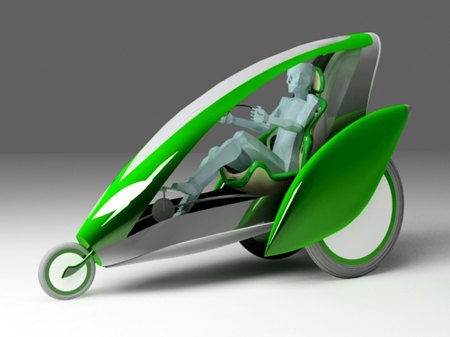 eco vehicle-concept