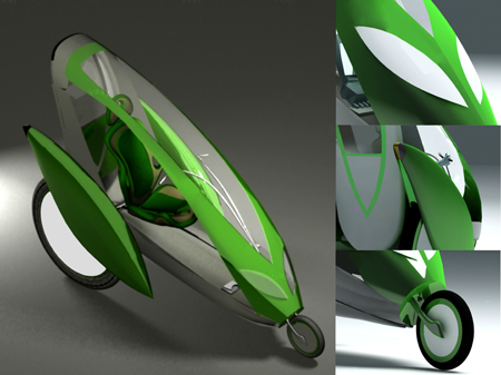 eco vehicle design