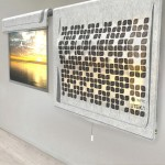 Eco.Leaf Solar Curtain Light Incorporates Green Technology Into Everyday Home Product