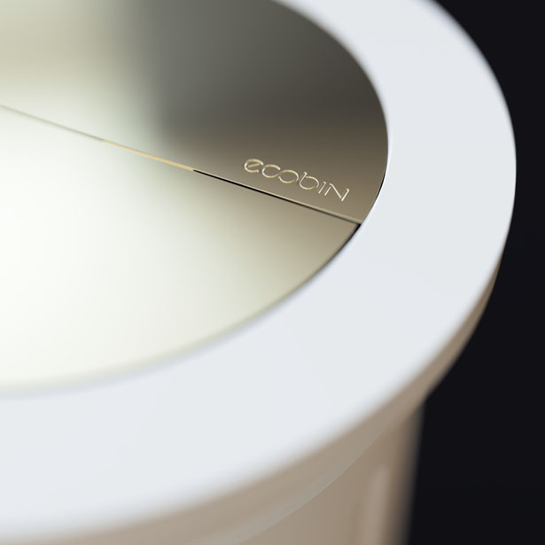 Ecobin Cleans The Air One Bin at A Time by Misha Belyaev