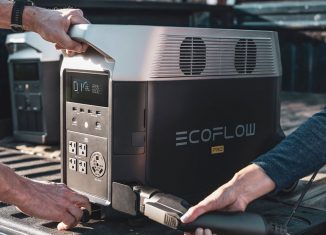 EcoFlow Delta Pro Provides Reliable Portable Home Battery with Smart Energy Management System