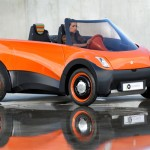 ECOmove QBEAK Electric Vehicle Is A Modular Transformable Transportation