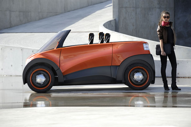 ECOmove Electric Vehicle