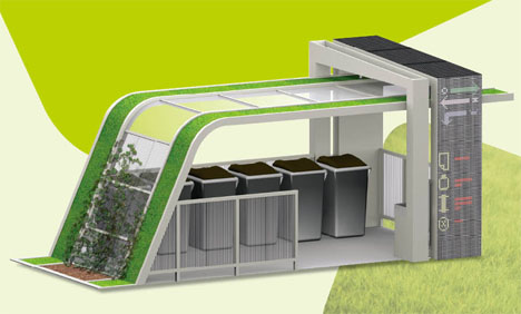 Econology Life Recycle House