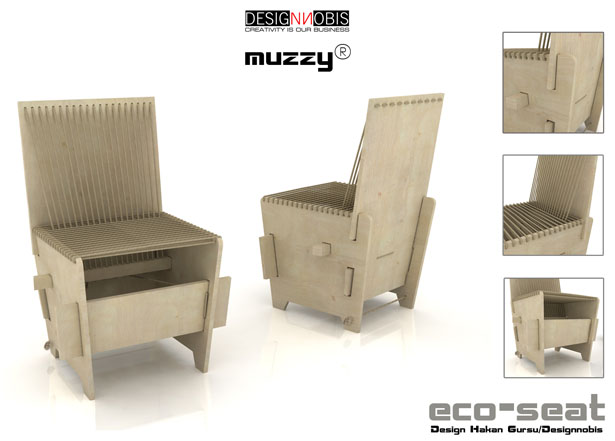 Ecoseries Furniture Set by DesignNobis. Innovative Ecoseries Furniture Set That Everyone Can Have   Tuvie