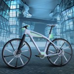 eCycle Electric Bike Features Lightweight, Flexible, Easy to Build, and Dynamic Frame Design