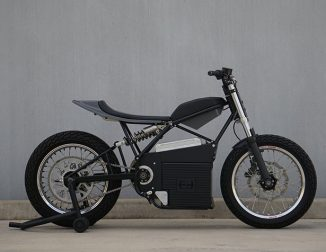 Ed Motorcycles Concept Z All-Electric Motorcycle Is Like Nothing You've Seen Before