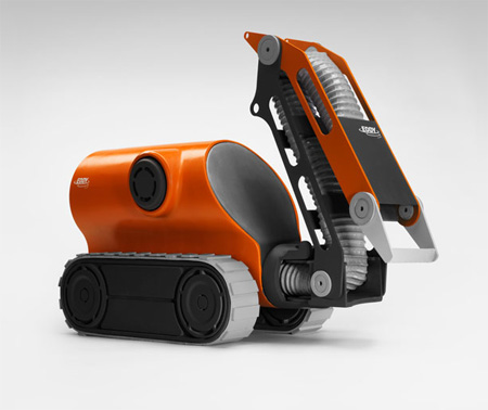 eddy suction excavator