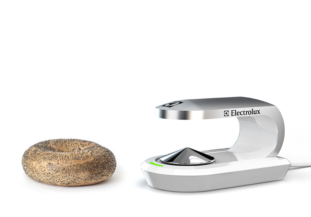 Salve Bagel Toaster - Top 8 Industrial Design Finalists of Electrolux Design Lab 2011