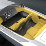 Edorado 7S Powerboat : A Full Electric Speedboat with Hydrofoil Technology