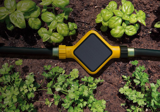 Edyn Solar Powered Smart Garden System by FuseProject