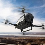 Ehang 184 Autonomous Aerial Vehicle (AAV) for Medium-Short Distance Commute