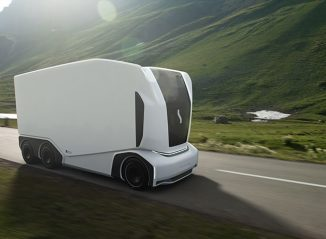 Einride Pod Autonomous Electric Transport Will Be Commercially Available Worldwide